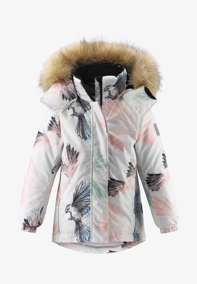 KIELA - Winter coat - weiss