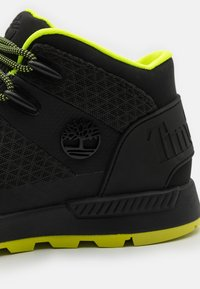 Timberland - SPRINT TREKKER MID - Lace-up ankle boots - black - 5