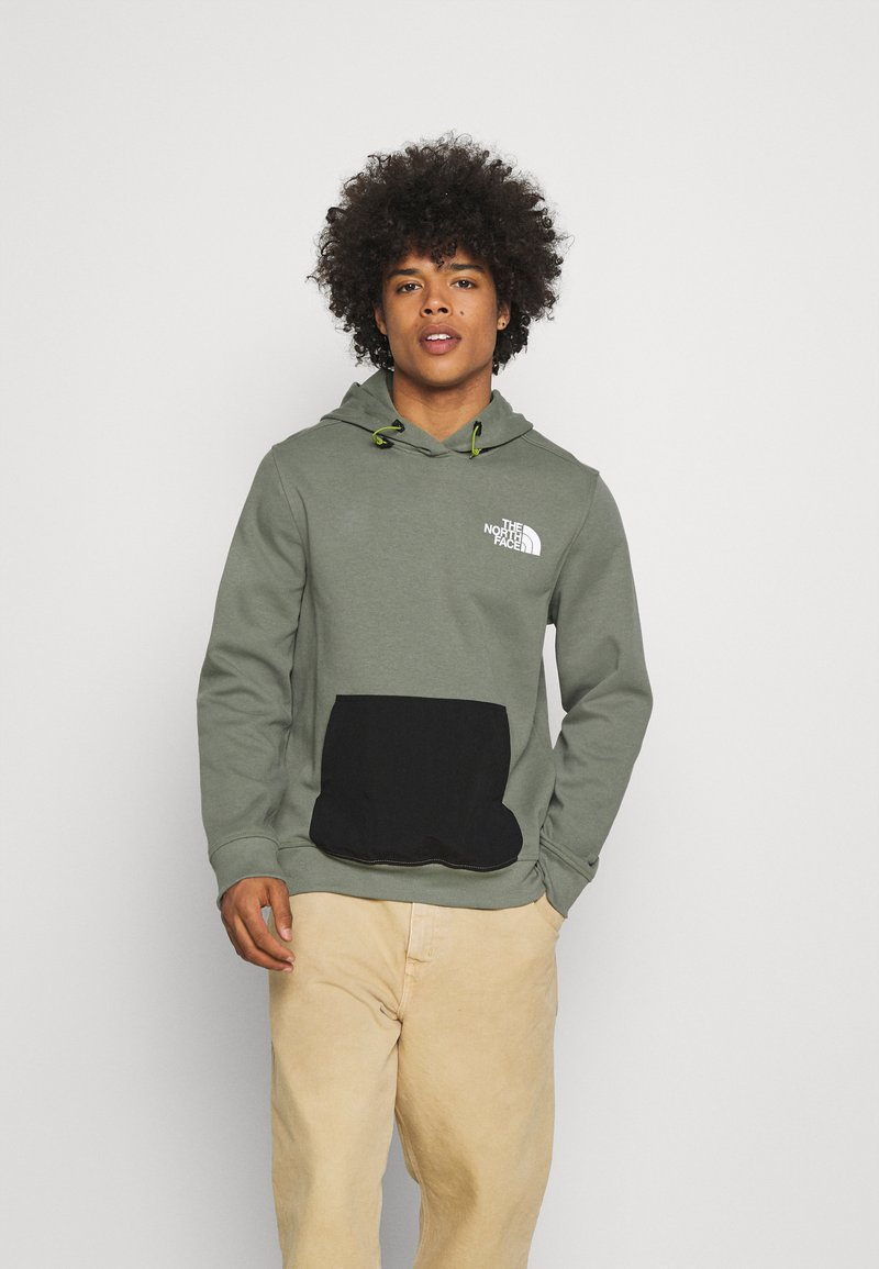 The North Face - TECH HOODIE - Sweatshirt - agave green