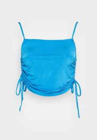 Nly by Nelly - DRAWSTRING SIDE TOP - Top - blue - 3