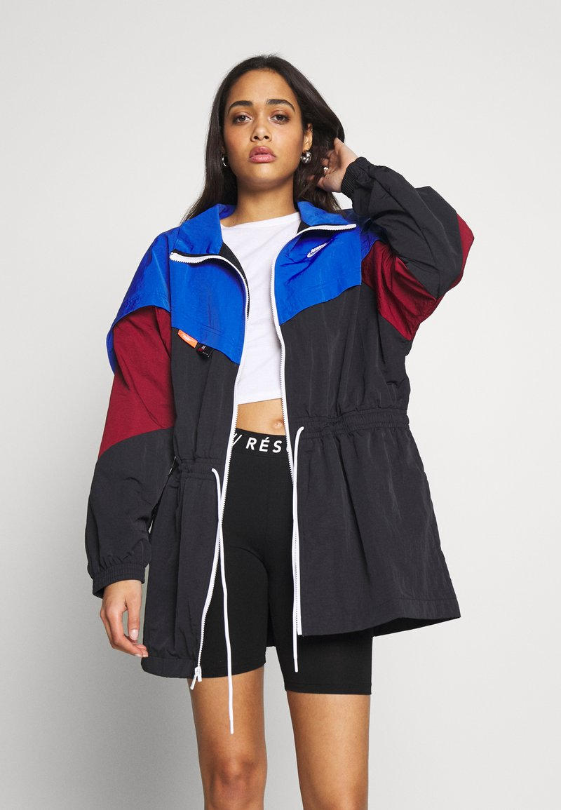 Nike Sportswear - TRACK - Parka - game royal