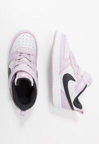 Nike Sportswear - COURT BOROUGH 2 UNISEX - Zapatillas - photon dust/off noir/iced lilac/white - 0