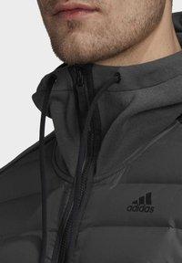 adidas Performance - VARILITE HYBRID  - Sports jacket - green - 5