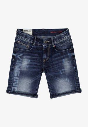 CARLISIO - Denim shorts - cruziale blue