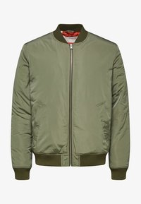 Selected Homme - Bombertakki - dusty olive - 4