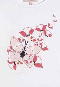 Lili Gaufrette - GROVE - Print T-shirt - blanc - 4