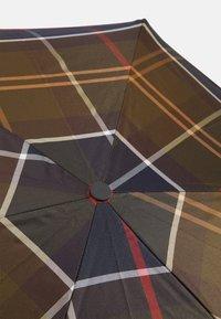 Barbour - PORTREE UMBRELLA - Umbrella - light brown/dark blue/olive - 1