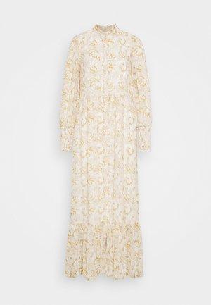 TRACY DRESS - Maksimekko - white