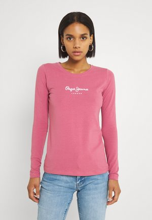 NEW VIRGINIA - Long sleeved top - washed berry