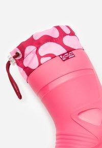 Lurchi - PLITSCHI - Botas de agua - pink - 5