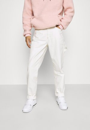 UNISEX - Jeans Relaxed Fit - white