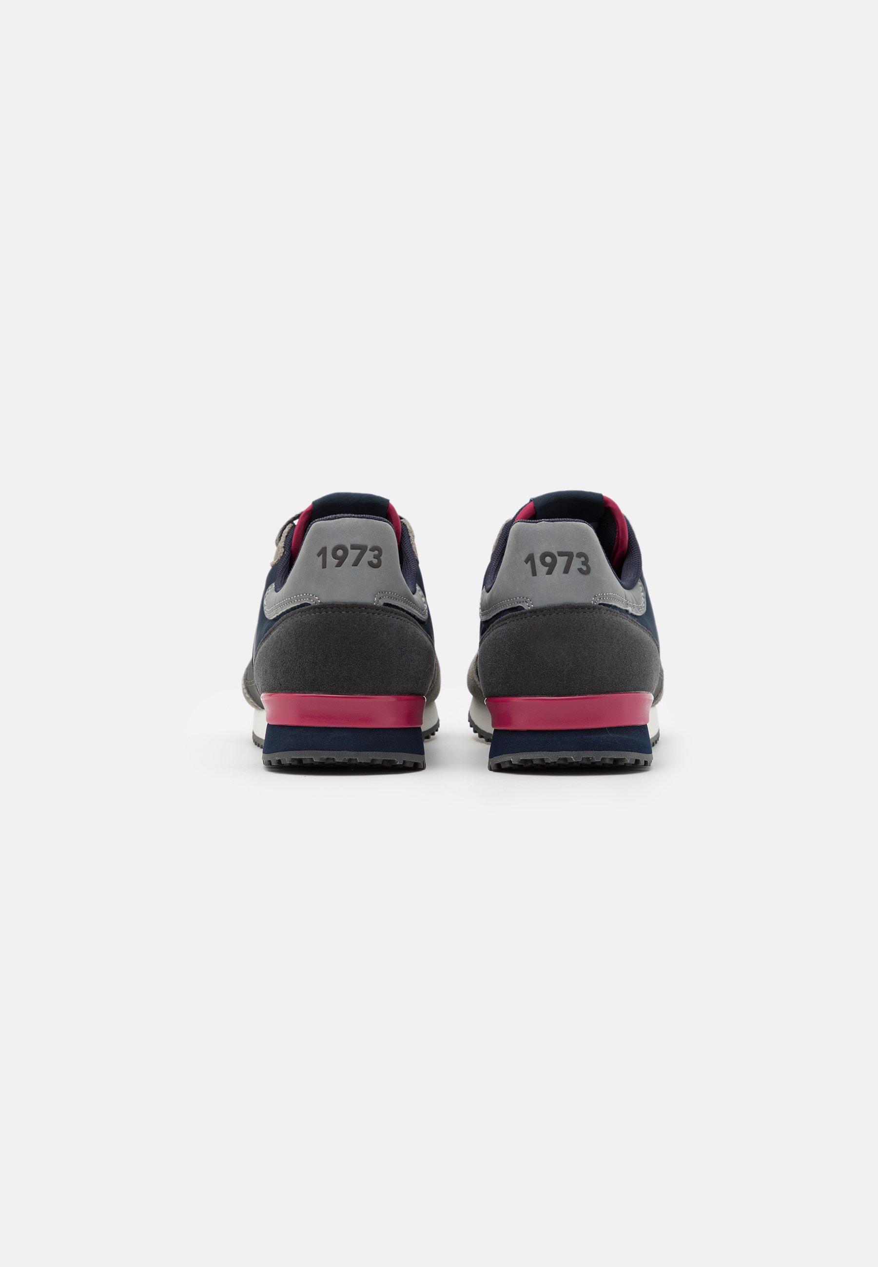 Pepe Jeans TINKER SECOND - Sneaker low - grey/grau - Herrenschuhe uy5V5