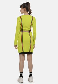myMo ATHLSR - Day dress - neon gelb - 2