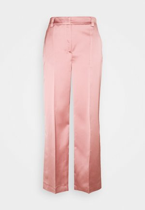 EMERGE - Trousers - dusty rose