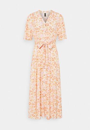 YASWIMA LONG SHIRT DRESS - Day dress - eggnog
