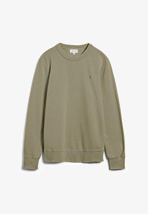 KAARLSSON - Sweatshirt - dark sage