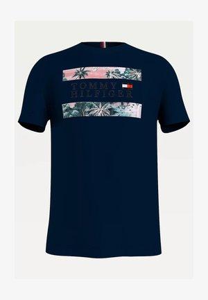 HAWAIIAN FLAG - T-shirt med print - desert sky