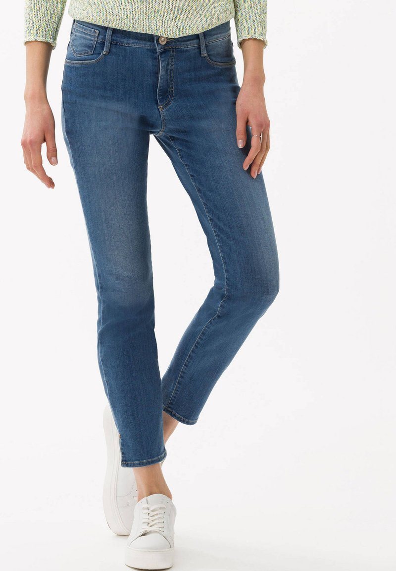 BRAX - STYLE SHAKIRA - Jeans Skinny Fit - blue (82)
