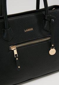 L. CREDI - MAXIMA - Handbag - black - 7