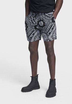 RRBANE - Short - black bandana