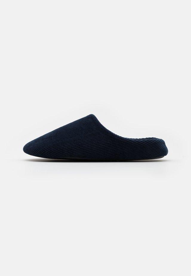 Pantuflas - dark blue