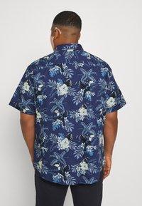 Johnny Bigg - RIO TOUCAN STRETCH SHIRT - Skjorta - dark blue - 2