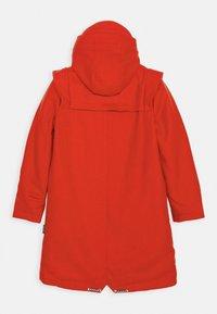 Gosoaky - HAPPY COW - Classic coat - spicy red - 1