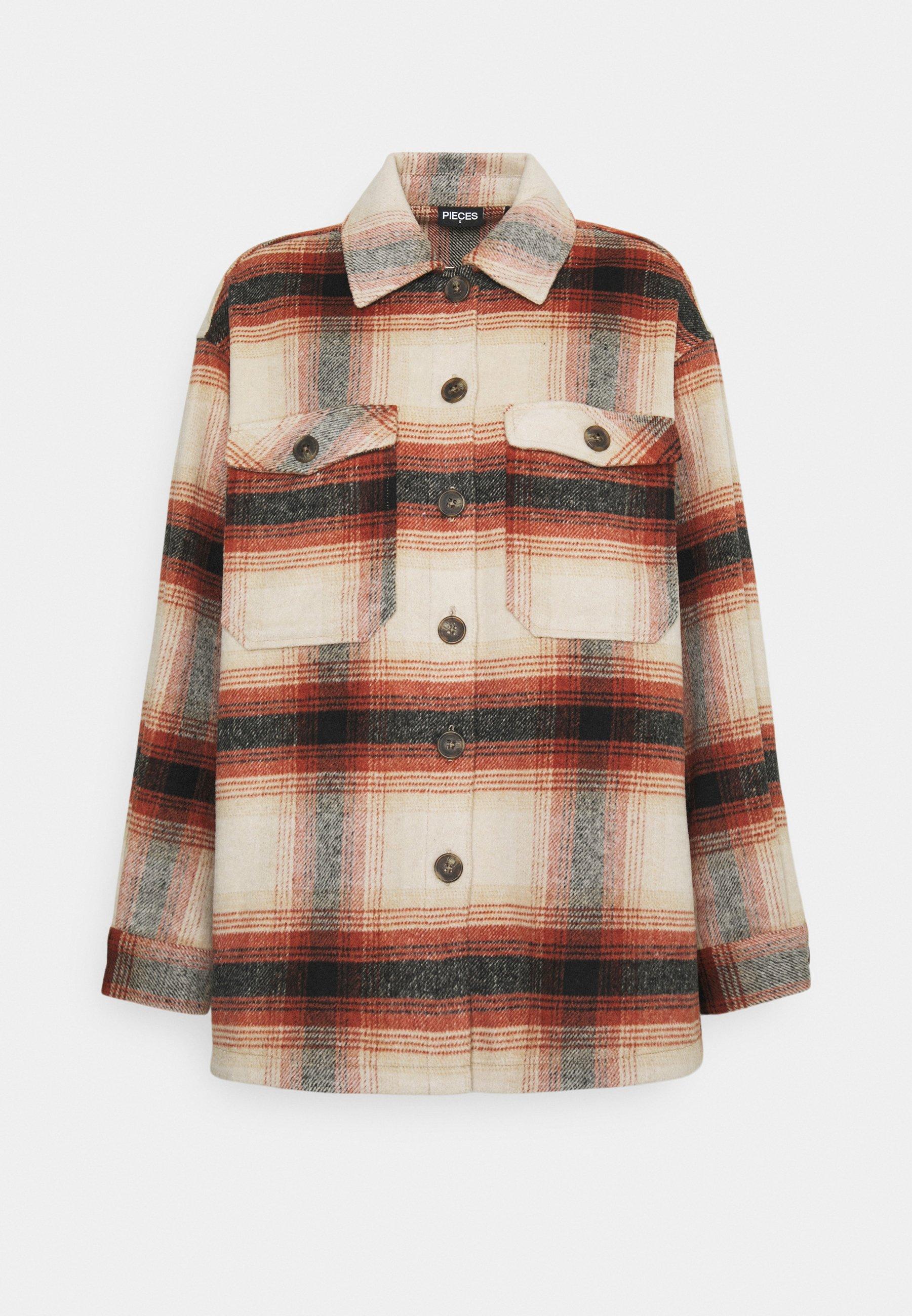 Women PCCARLENE SHACKET - Summer jacket
