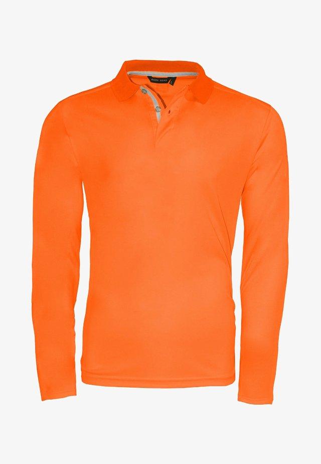 JIB - Polo shirt - orange