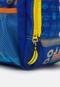 Kidzroom - BACKPACK MINIONS CHECK IT OUT UNISEX - Rucksack - blue - 3