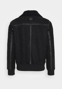 Freaky Nation - TOGIAK - Leather jacket - black - 1