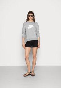 Nike Sportswear - CREW - Sweatshirt - grey heather/white - 1
