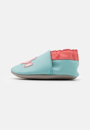 FISH IN LOVE - First shoes - turquoise clair