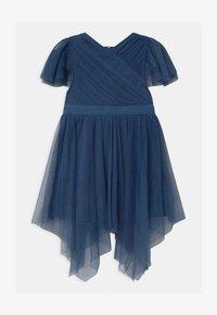 Anaya with love - WRAP HANKY HEM - Cocktail dress / Party dress - indigo blue - 0