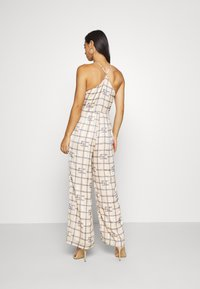 Scotch & Soda - HIGH SUMMER - Jumpsuit - off white/blue - 2