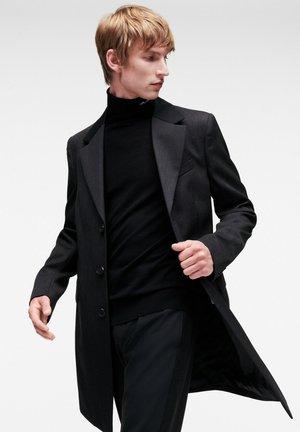 Cappotto classico - dark grey melange