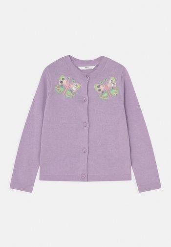 BUTTERFLY - Vest - lilac