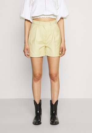 RAE - Shorts - muted yellow