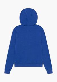 Lacoste Sport - TENNIS - Zip-up hoodie - blue/light grey - 1