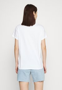 Levi's® - THE PERFECT TEE - T-shirt con stampa - gradient white - 2