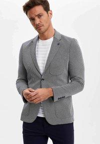 DeFacto - Blazer jacket - indigo - 0