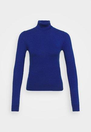 VMHAPPINESS ROLLNECK - Trui - sodalite blue