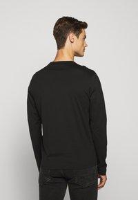 Belstaff - LONG SLEEVED  - Long sleeved top - black - 2