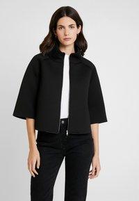 Taifun - Summer jacket - black - 0