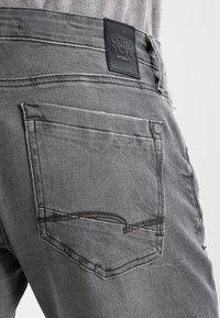 Mavi - JAMES - Slim fit jeans - grey ultra move - 4