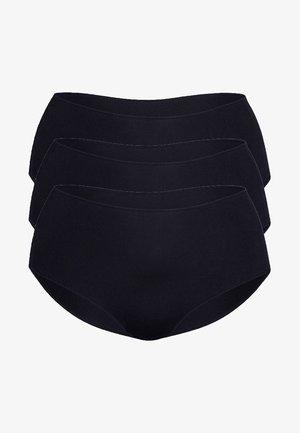 3PACK - Onderbroeken - schwarz