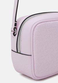 Calvin Klein Jeans - CAMERA BAG - Across body bag - pink - 4