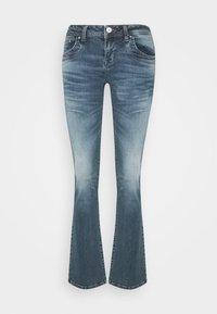 LTB - VALERIE - Bootcut jeans - karlia wash - 5