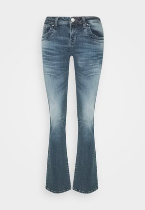 VALERIE - Bootcut jeans - karlia wash