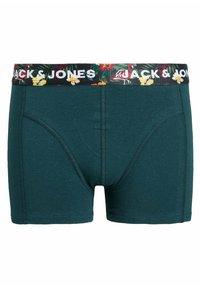 Jack & Jones Junior - 3 PACK - Pants - purple, black, grey - 3